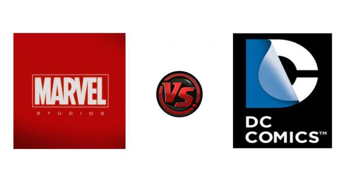 Marvel Studios and DC Comics head to head in Cinematic War
