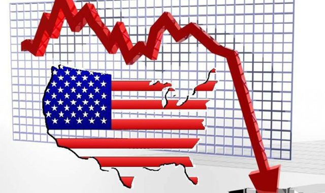USA Stockmarket Crash