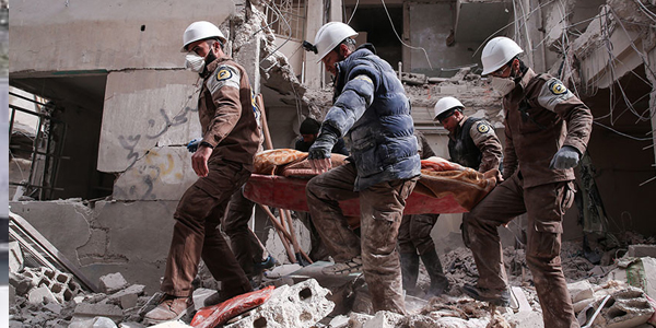 Syria's human services